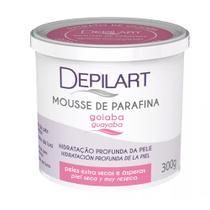 Mousse de Parafina Goiaba 300g Depilart -