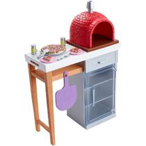 Moveis Barbie - Forno De Pizza -