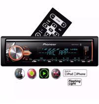 Mp3 Pioneer Mvh-x3br Bluetooth Usb Aux -