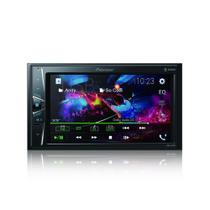 MP3 Player Automotivo Pioneer DMH-G228BT 2Din 6,2 Polegadas Bluetooth USB AUX FM RCA Entrada Câmera Ré -