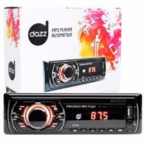 MP3 Player DZ-52240 Dazz USB, Aux, Cartão -