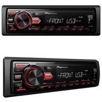 Mp3 Player Mvh-98UB Pioneer Usb, Aux, Rádio -