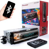 Mp3 Player Mvh-X700br Pioneer Mixtrax - Bluetooth + Controle + Usb