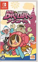 Mr Driller Nintendo Switch Midia Fisica -