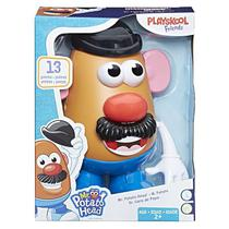 Mr. Potato Head Sr. Cabeça De Batata Hasbro -