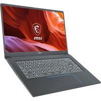 MSI Prestige 15 (Ultrabook) i7-10710U tela 15' UHD 4K GTX 1650 SSD 2Tb NVMe RAM 64Gb -