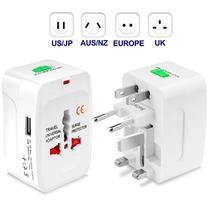 Mt-uc plug adaptador de tomada universal - Microtech