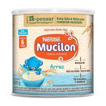 Mucilon Arroz Cereal Infantil Lata -