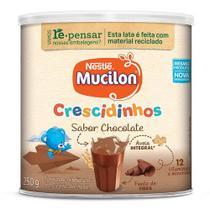 Mucilon Crescidinhos Cereal Infantil Chocolate Lata 250g -