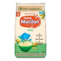 Mucilon Milho Cereal Infantil Sachê -