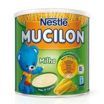 Mucilon Milho Nestlé 400g -