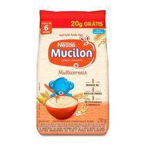 Mucilon Multicereais Cereal Infantil Sachê 210g e Ganhe 20g -