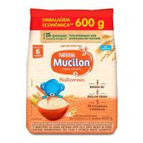 Mucilon Multicereais Cereal Infantil Sachê 600g -
