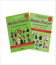 Muito Prazer - Fale O Portugues Do Brasil - Vol 02 Intermediario - Pack Livro Do Aluno + Exercicios - Disal