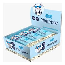 Mukebar Barra De Proteina Mais Mu Cookies Cx Com 12un 60g - Maismu