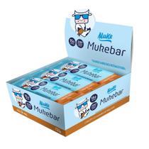 Mukebar Barra De Proteina Mais Mu Pão De Mel Cx Com 12un 60g - Maismu