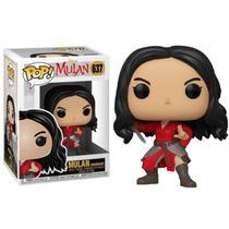 Mulan Warrior - Funko - Disney - 637 -