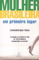 Mulher brasileira em primeiro lugar - 1 - Ediouro -