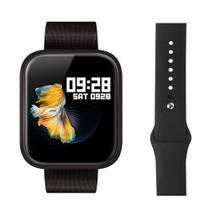 Mulheres IP68 impermeável relógio inteligente P70 P68 Heart Rate Monitor de Fitness Rastreador Assis - Wf