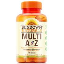 Multi A-Z 120 comprimidos Sundown -