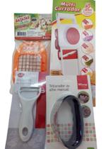 Multi Fatiador+Kit De Trituração Cortador De Legumes Temperos - Keita Clink Wincy