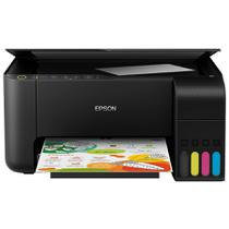 Multifuncional Epson Ecotank L3150 Tanque de Tinta Wireless Wi-Fi Direct USB 2.0 Bivolt -