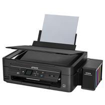 Multifuncional Epson L455 Tanque de Tinta Colorida, Wi-Fi, Bivolt -