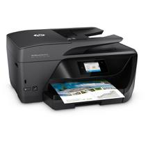 Multifuncional Jato de Tinta Color HP OfficeJet Pro 6970 - Wifi, Duplex - Preta