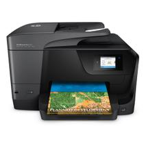 Multifuncional Jato de Tinta Color HP Officejet Pro 8710 - Duplex, Wi-Fi