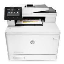 Multifuncional Laser Color HP LaserJet Pro M477fdw - Fax, Duplex, Wireless