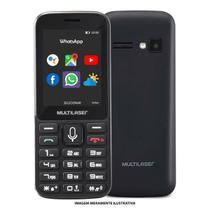 Multilaser zapp 3g whatsapp p9098 preto novo -