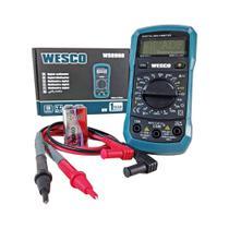 Multimetro Digital Profissional  WS8950 Wesco -