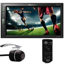 """Multimídia 2 Din Pioneer DMH-ZS5280TV Tela 6,8"""" Polegadas TV Digital Bluetooth Entrada USB + Câmera de Ré -"""