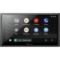 Multimídia 6.8 Polegadas Bluetooth Tv Digital Pioneer Dmh-z6380tv -