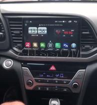 Multimídia Elantra 2017 2018 2019 S170 Android - Hyundai