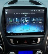 Multimídia IX35 2016 2017 2018 2019 S200 Android - Hyundai