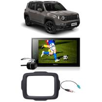 Multimídia Jeep Renegade Pioneer DMH-ZS8280TV 8