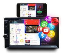 Multimidia mp5 first option 608v bluetooth ios android com tv -