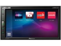 "Multimídia Receiver Pioneer AVH-Z5280TV LCD 6,8"" - 2Din Touch Resistiva Apple CarPlay e Android Auto"