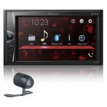 """Multimídia Receiver Pioneer DMH-G228BT 6,2"""" Bluetooth Usb Câmera de ré -"""