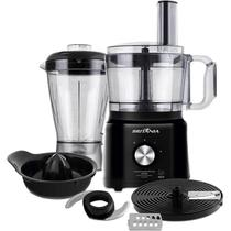 Multiprocessador Britânia All In One, 900 Watts, Preto - Britania