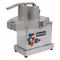 Multiprocessador de Alimentos Max Metvisa 127V Prata -