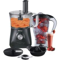 Multiprocessador de Alimentos Philco All In One Citrus Preto -