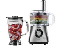 Multiprocessador de Alimentos Philco Preto e Cinza - All In One Plus Platinum 800W