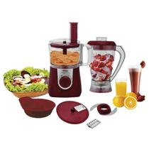 Multiprocessador Philco 800W All in One Processador Liquidificador Espremedor 103302016 - Britania portateis