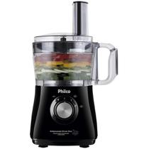 Multiprocessador Philco All In One 2 Citrus 3 em 1 800W Preto - 110V