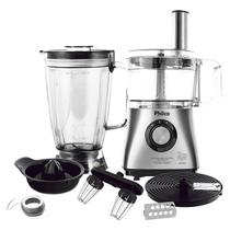Multiprocessador Philco All In One Plus 800W 2.2L Prata