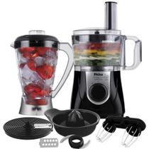 Multiprocessador Philco All In One Plus Liquidificador 2,2L Processador 1,2L 800W -110V