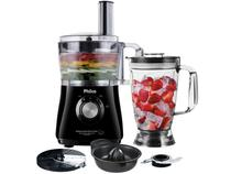 Multiprocessador Philco Preto All in One 2 Citrus - 2 Velocidades + Pulsar 800W
