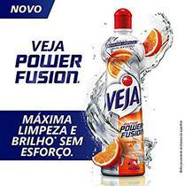 Multiuso Veja Power Fusion  Laranja 500mL -